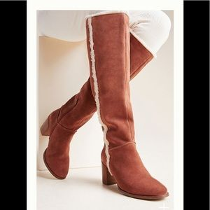 •ANTHROPOLOGIE• seychelles knee-high boots